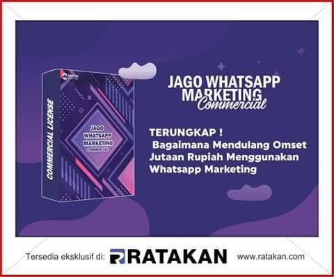 Jago Whatsapp Marketing